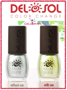 Celebrate Spring With Color Change DelSol #AMCoffee