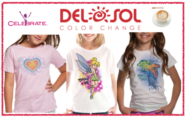 DelSol Graphic Tees Girls