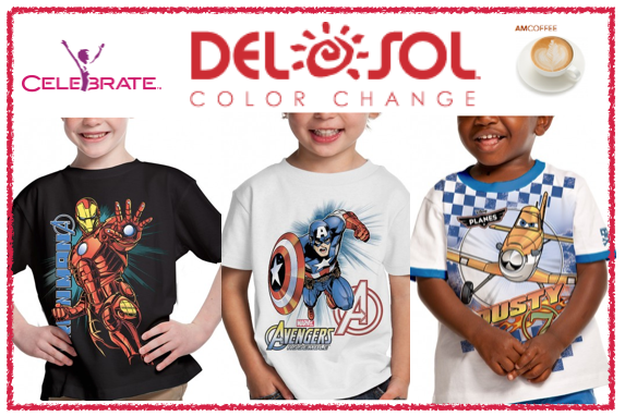 Marvel Graphic Tees