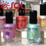 Summer Celebration Is Brighter With DelSol Color Changing Nail Polish