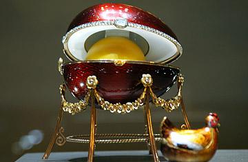 faberge easter egg alexander III
