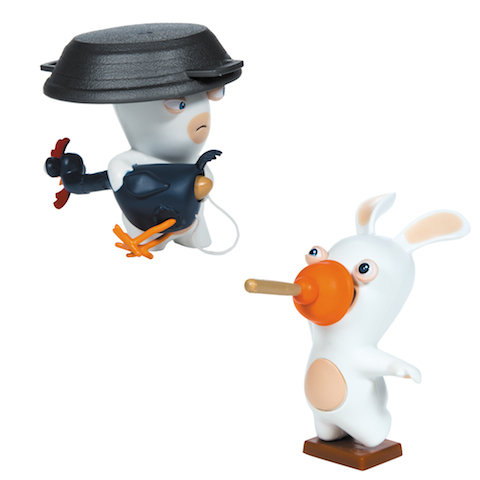 rabbids sound and action figures