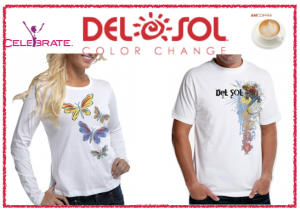 DelSol Summer Graphic Tees Infuse Color Into Our Mood And Appearance