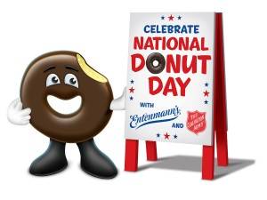 Entenmanns Donuts and The Salvation Army Rolling Out Red Carpet for Red Velvet