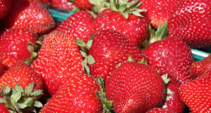 Celebrate National Strawberry Day Today #AMCoffee
