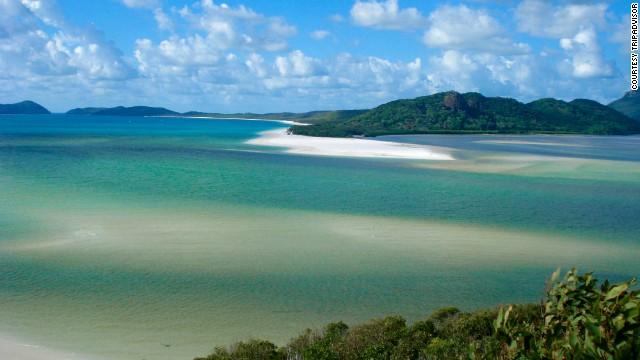 Whitehaven Beach, Australi