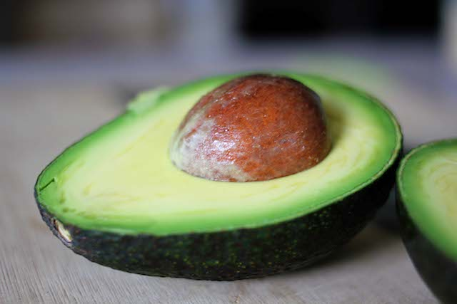 avocado fatty acid