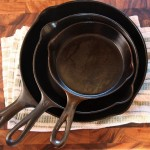 Truths And Myths About Our Lives And Cast Iron #AMCoffee