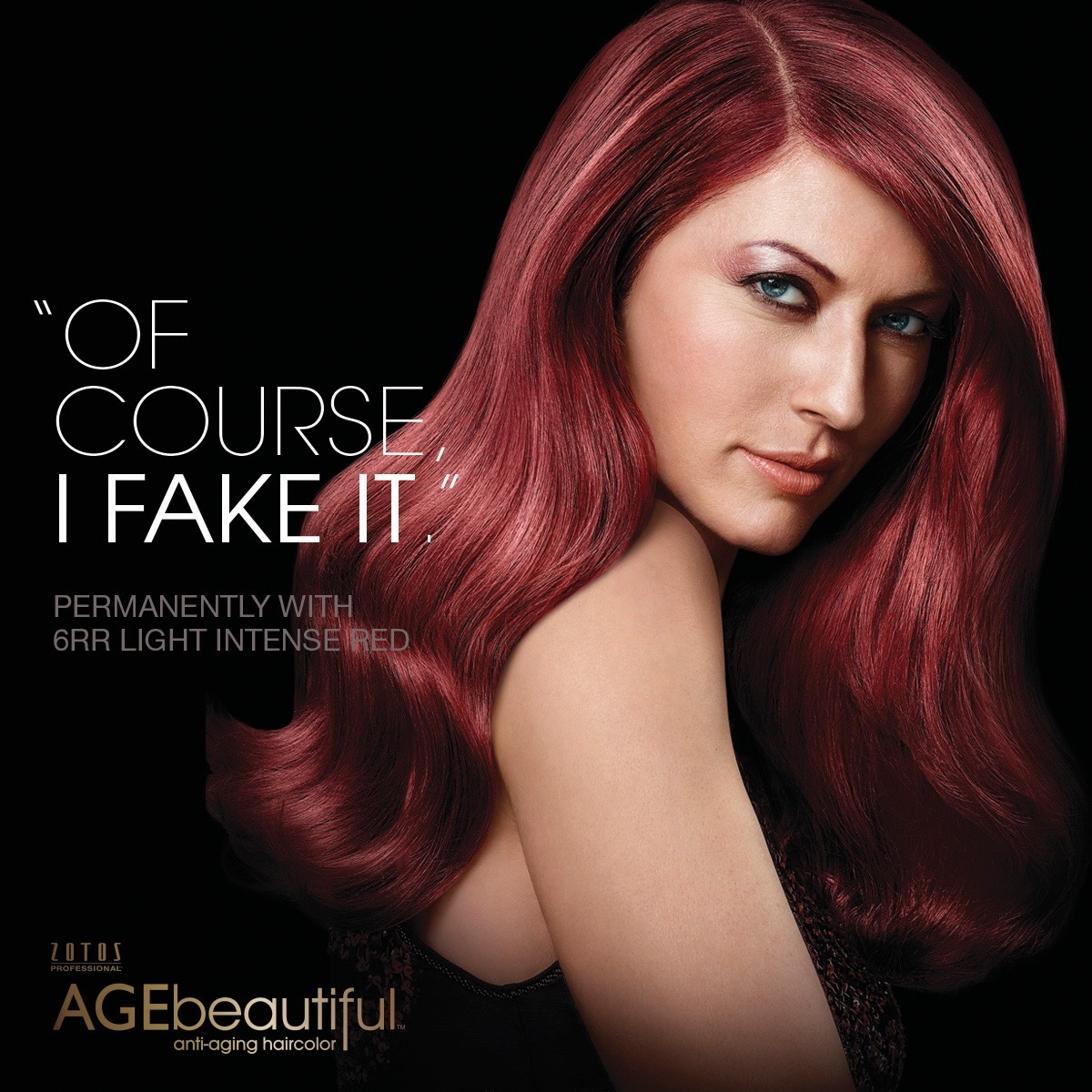 ZOTOS Hair Color, Pleasure Of Faking It, Anti-aging-Haircolor