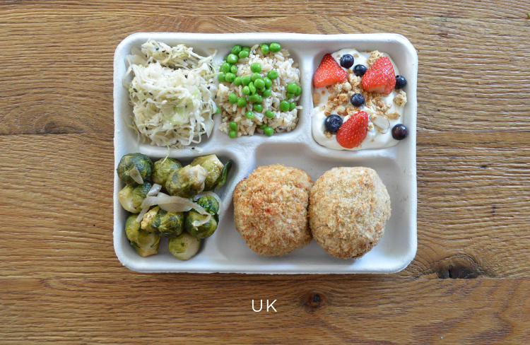 school lunch uk