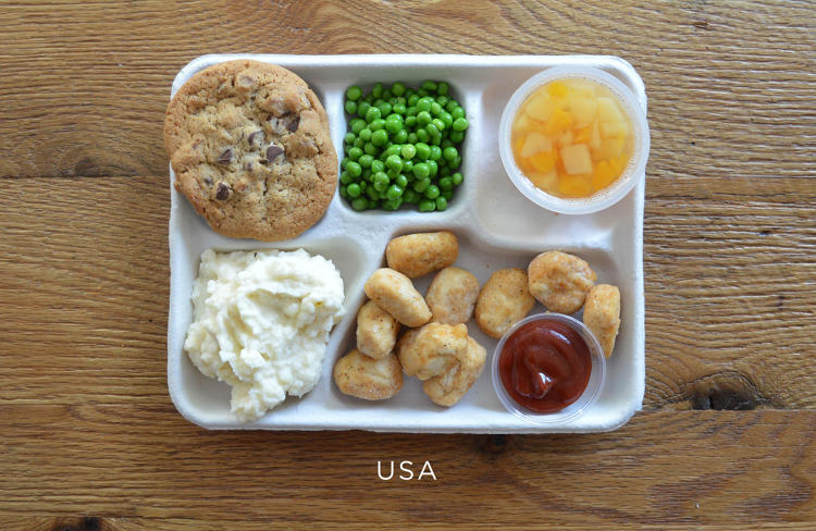 school lunch united states