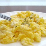 Weekend Secrets in Cooking Scrambled Eggs #AMCoffee