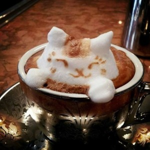 Take Your #AMCoffee In A Creative Way!