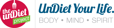 undiet project weight loss affirmations