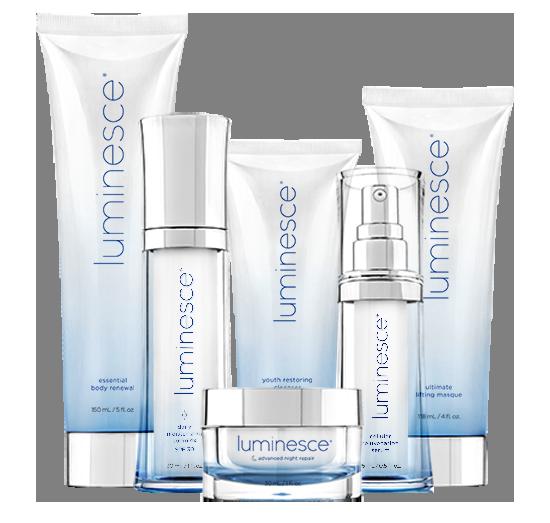 jeunesse luminesce anti aging skin care