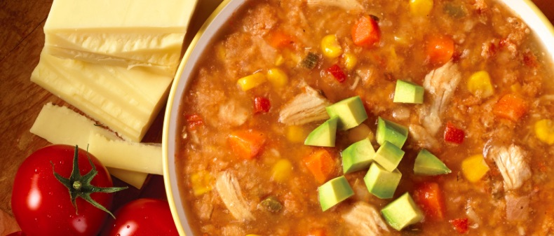 Blount Organic Chicken Tortilla SOUP