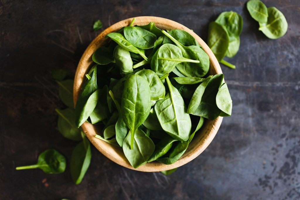 spinach, Magnesium benefits, magnesium foods