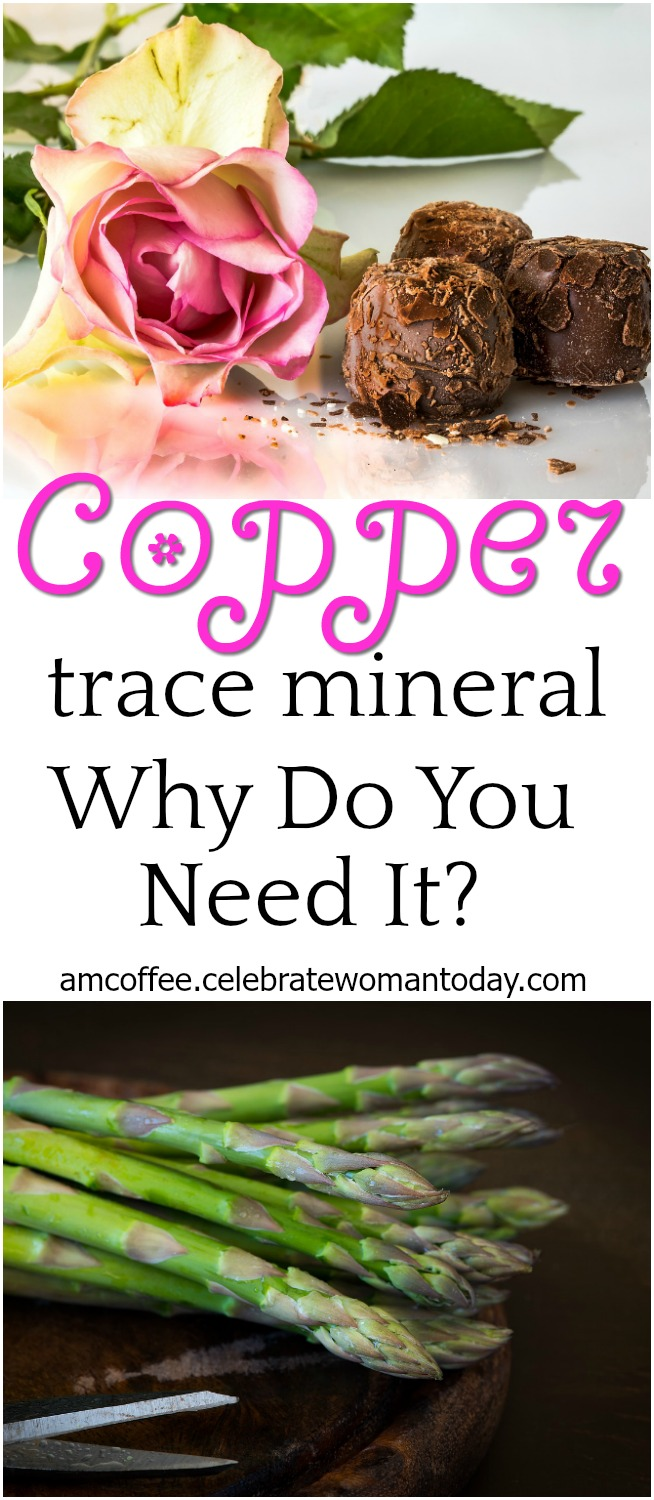 copper trace mineral, amcoffee, am coffee, health