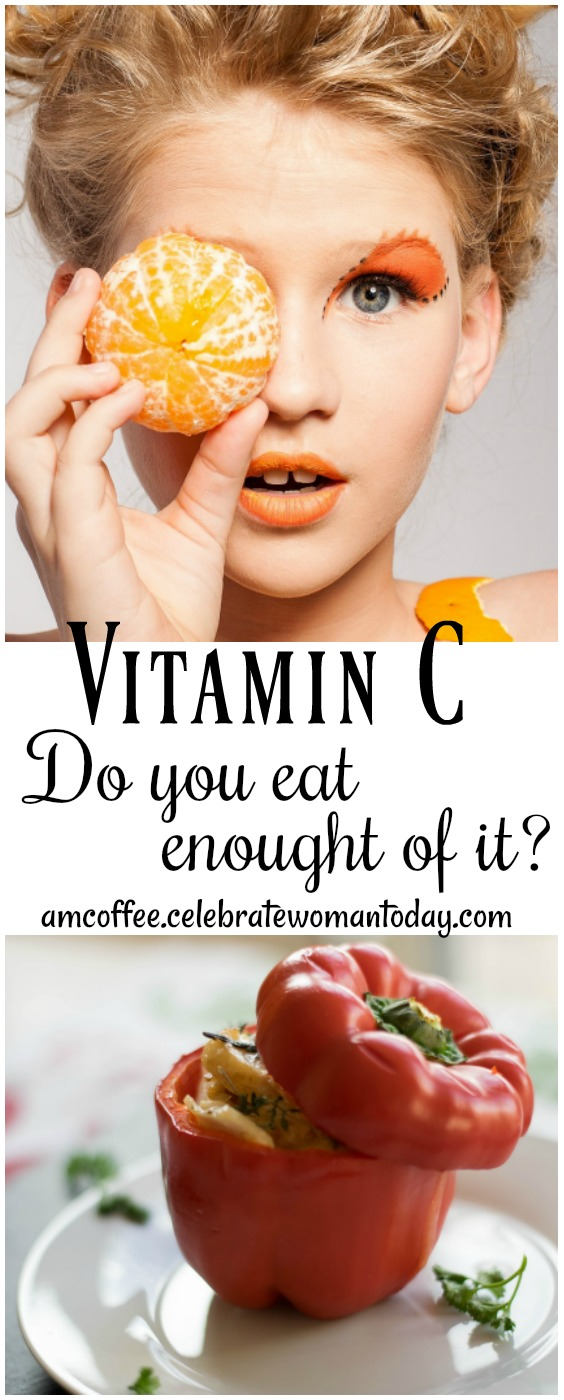 Vitamin C benefits, amcoffee, am coffee