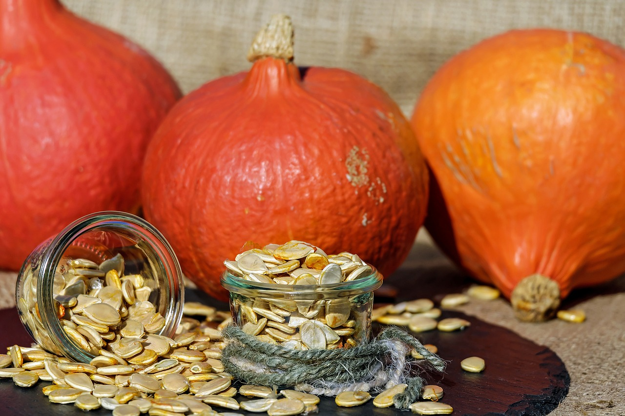 pumpkin seeds, superfoods, anti-aging foods, am coffee, amcoffee, health