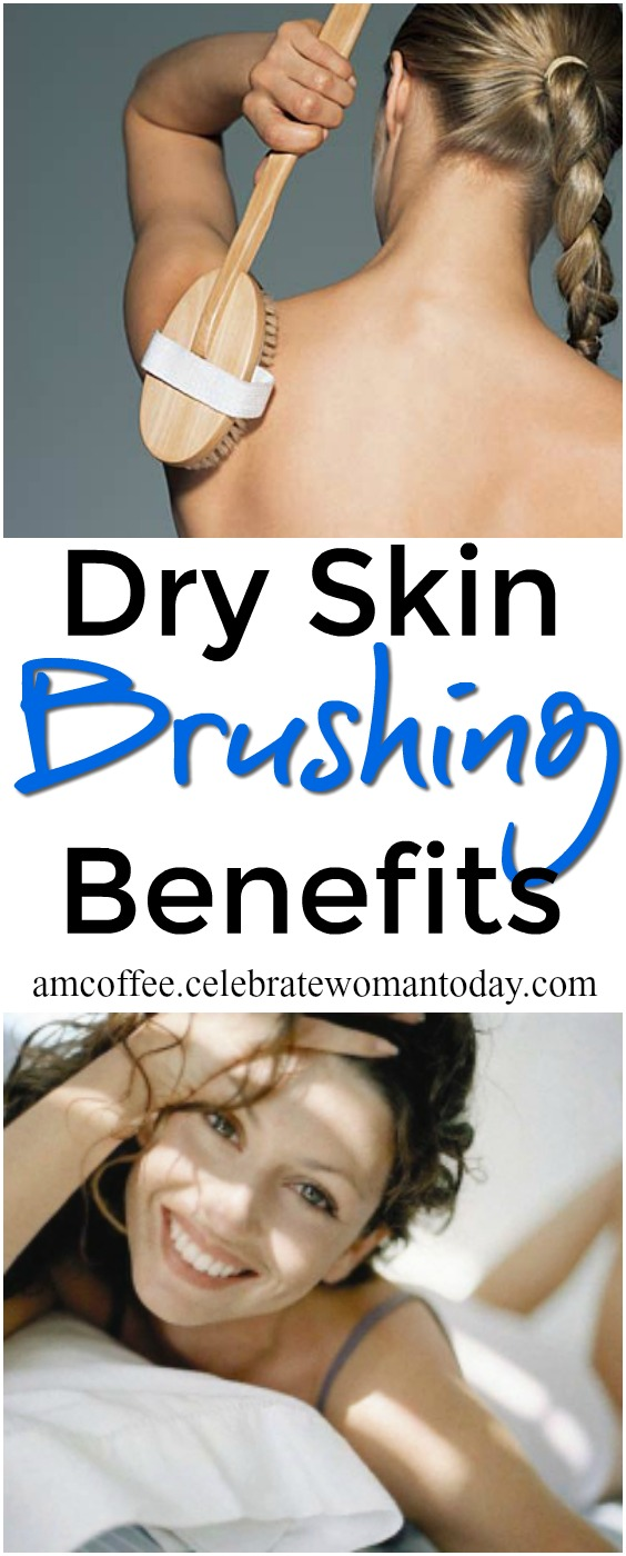 dry skin brushing, amcoffe, am coffee, skin health
