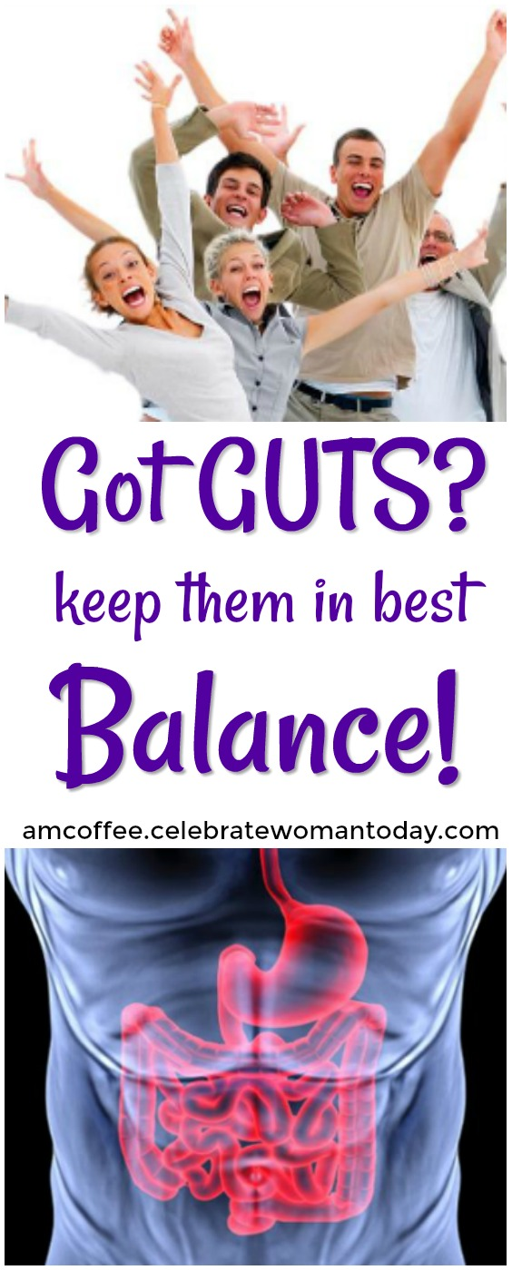 Good Gut Flora, amcoffee, am coffee, gut flora, prebiotics