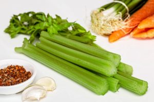 New You Before New Year – Celery Benefits #AMCoffee