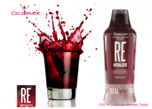 REvitalize anitoxidant drink