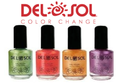 Delsol Nail Polish Colors