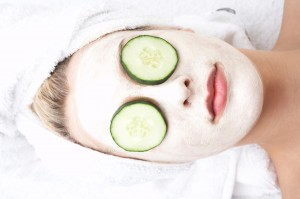 Facial-Cucumber-Relaxing-Mask