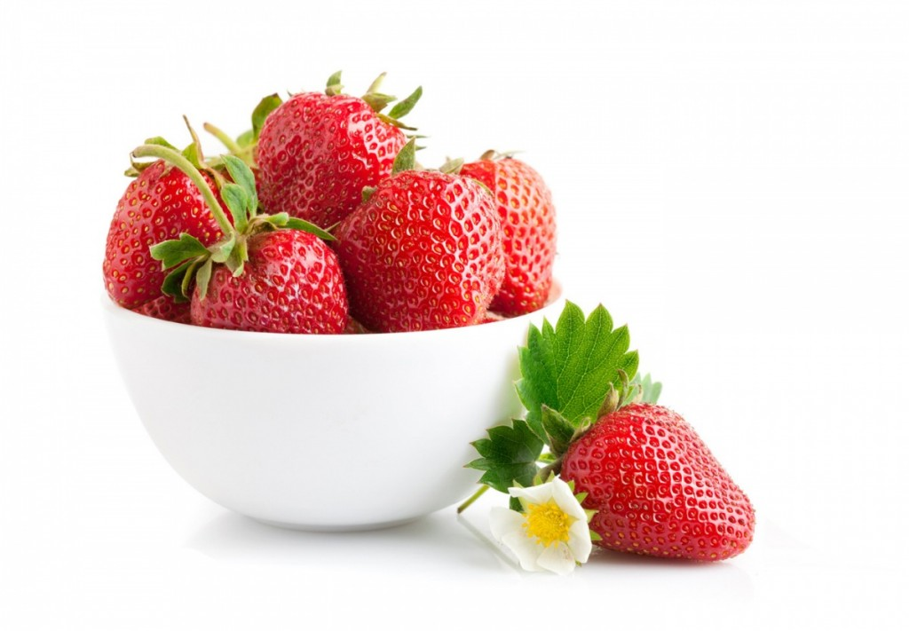 strawberries cancer fighting properties