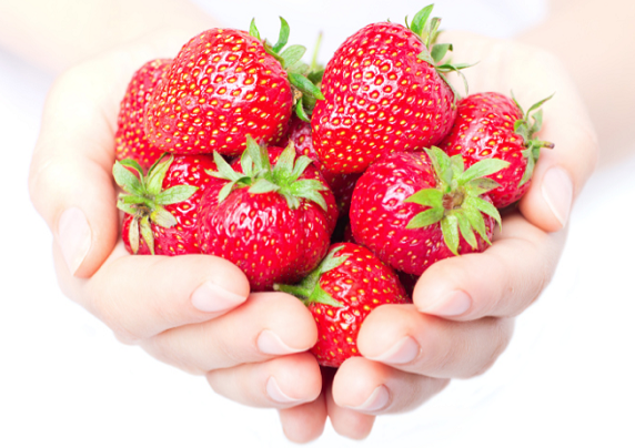 strawberries ease inflammation
