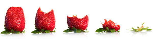 strawberries better memory