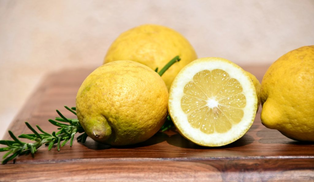 Support Liver Health, Lemons