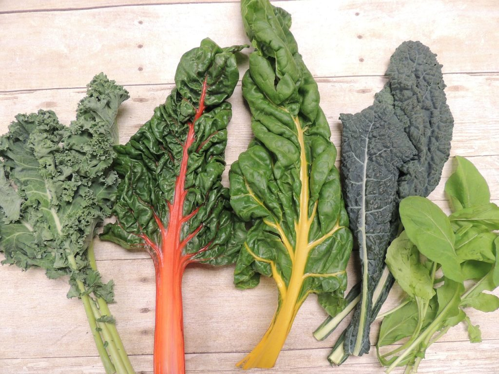 Magnesium benefits, magnesium foods, kale