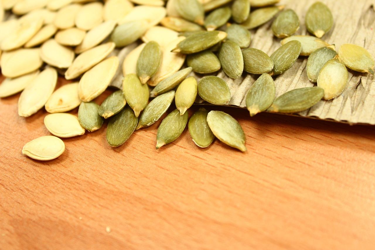 pumpkin seeds, magnesium in food, am coffee, amcoffee, health