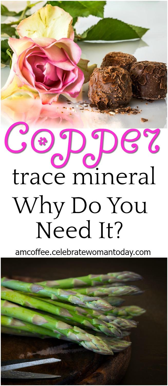 copper trace mineral, amcoffee, am coffee, health